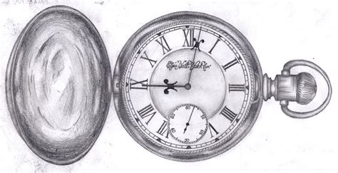elgin pocket watch by laurencewhymark on deviantart