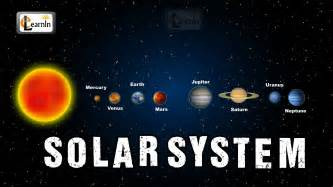 planets in our solar system sun and solar system solar