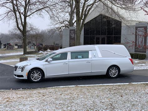 2019 Cadillac Hearse by 2019 Cadillac S S Medalist Hearse White Tricoat
