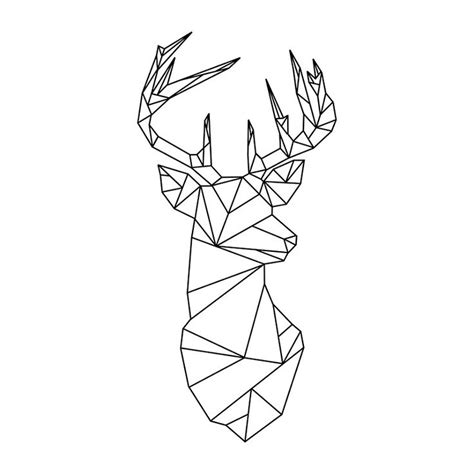 25 best ideas about geometric deer on pinterest deer best 25 geometric deer ideas on pinterest geometric
