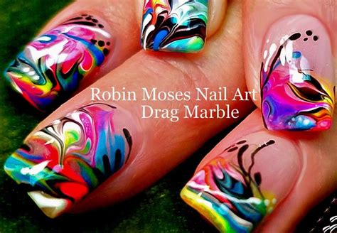 water marble nail art tutorial in hindi 25 best ideas about water marble nails on pinterest
