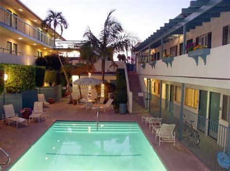 Best Western Beachside Inn Santa Barbara Ca California