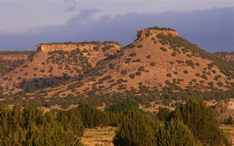 Tri Level Home Black Mesa Preserve The Nature Conservancy