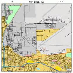 fort bliss map 4826664