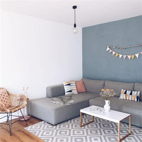 Skandinavisches Wohnzimmer by Unser Skandinavisches Wohnzimmer Einfache Dekoideen