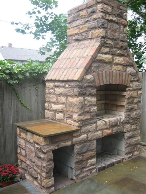 outdoor fireplace grill i want to build a grill like this with cast iron