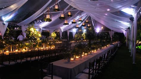 outdoor party lighting ideas 9 great party tent lighting ideas for outdoor events