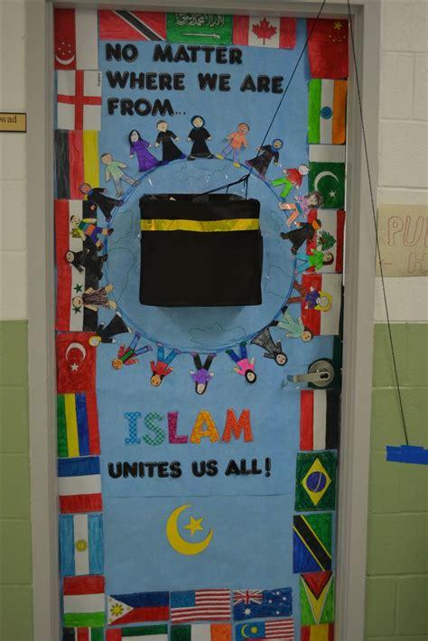 matter      islam unites  ogs classroom eid door decoration islam
