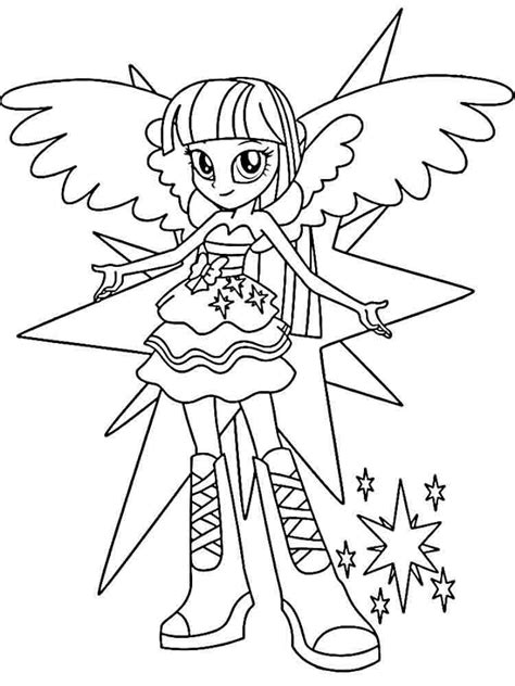 my little pony doll coloring pages equestria girls coloring pages download and print