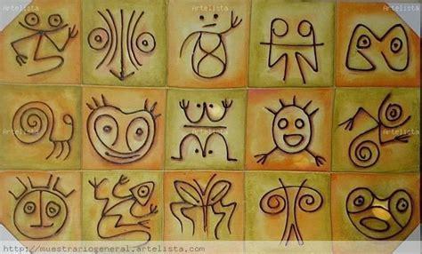 imagenes simbolos tainos tainos neo petros 1 patricio correa artgallery artelista com