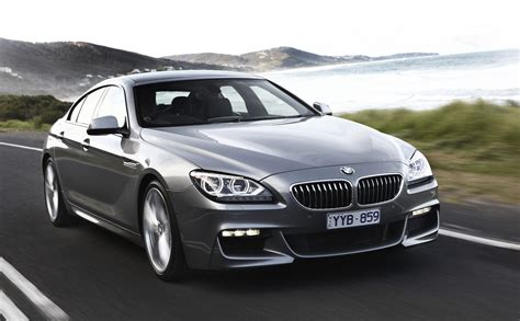 Bmw 650i Gran Coupe by Bmw 650i Gran Coupe Brings Updated Turbo V8 To Range