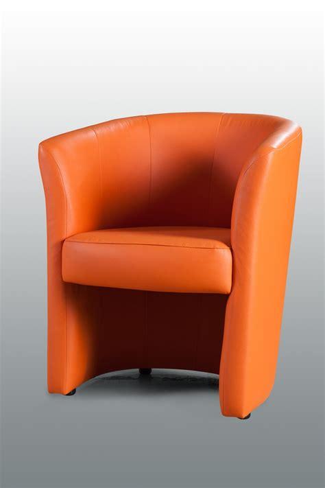 fauteuil orange design fauteuil cabriolet design en pu orange dolores fauteuil cabriolet fauteuil salon