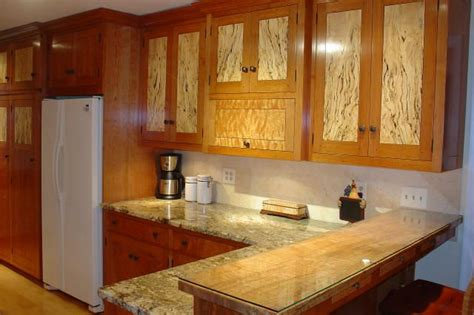 Maple Or Cherry Cabinets by Spalted Maple And Cherry Cabinets Furniture