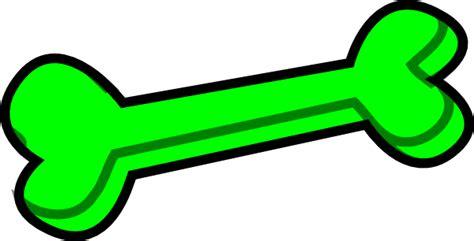 bone clipart bone green clip at clker vector clip royalty free