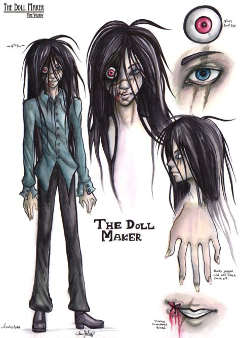doll makers the gallery for gt grace creepypasta
