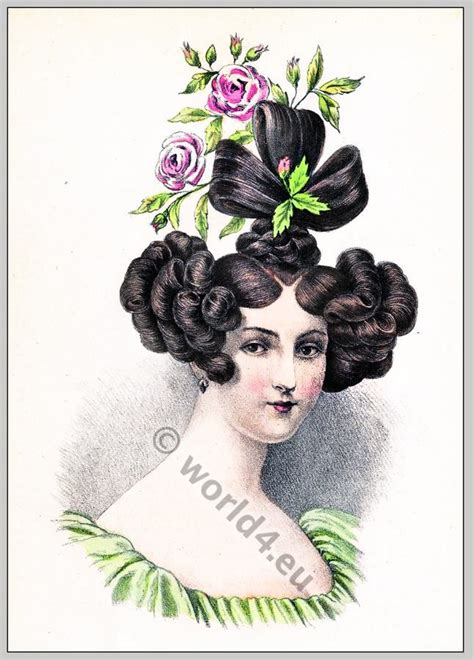 hairstyles from 1830s 25 best ideas about historical hairstyles on pinterest