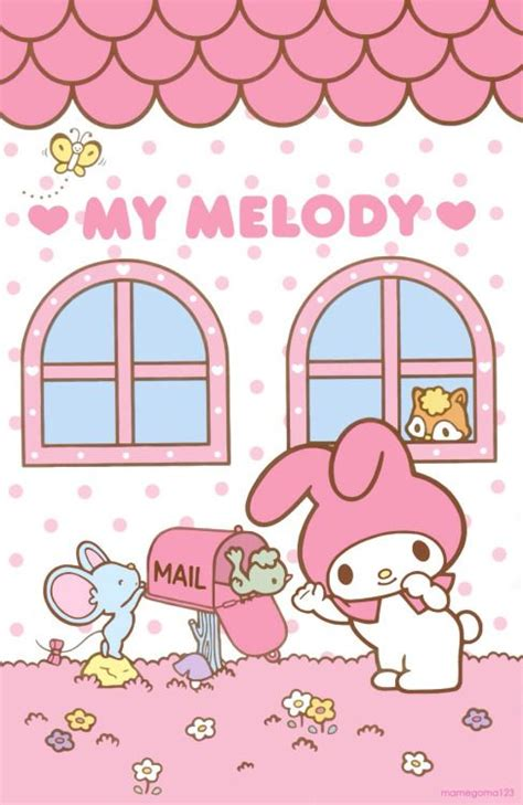 themes line my melody 86 best images about my melody on pinterest kawaii shop
