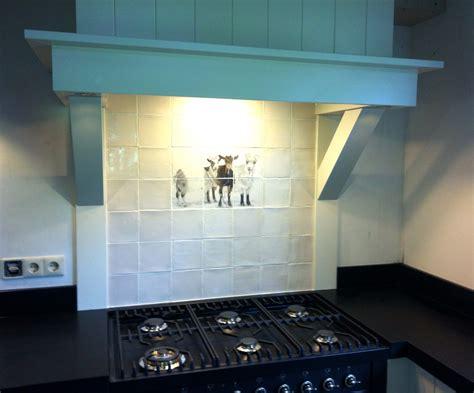 hollandse keuken keuken met tegels
