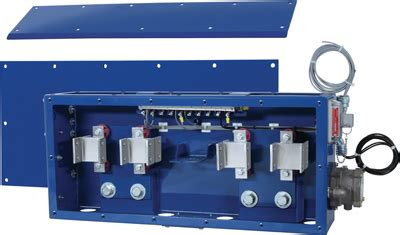 junction box for ge752™ traction motor equipped gulf