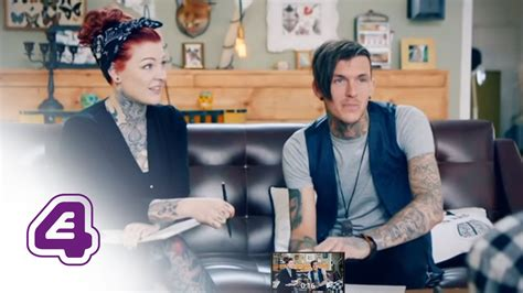 tattoo fixers youtube season 2 cover up tattoo fixers s1 ep6 e4 youtube