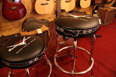 Tabouret Guitare Fender by Tabouret Fender