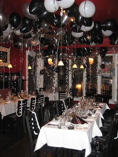 party themes black black and white party ideas to create a perfect black