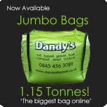 Compost Bag Jumbo award winning topsoil company launches new mini and jumbo