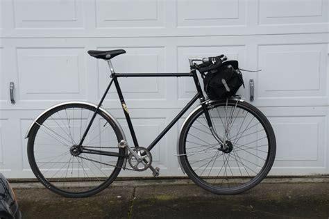 Jim Blackburn Front Rack by State Of The Ross 3 11 12 Bike Tinker