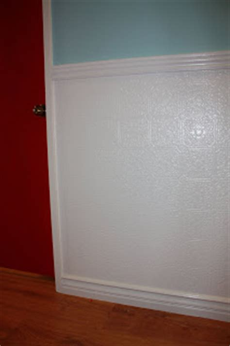 faux wainscoting with paint crafters guru faux wainscoting