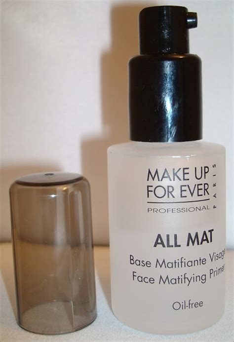 make up for all mat matifying primer review pictures swatch and learn