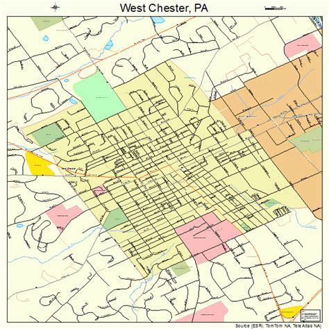 Pa Search Chester Pa Map Images Search