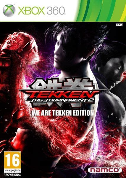 tekken tag tournament 2 xbox tekken tag tournament 2 we are tekken complete edition xbox 360 zavvi
