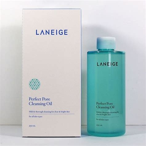 Laneige Pore Cleansing гидрофильное масло laneige pore cleansing
