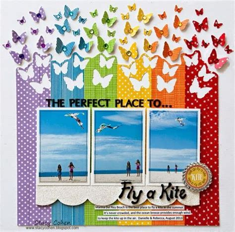 Scrapframe Scrapbook Layout A Day To Remeber creative and scrapbooking ideas noted list
