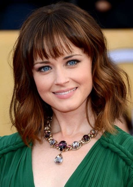 Hairstyles Bangs 2016 by Hairstyles With Bangs 2016