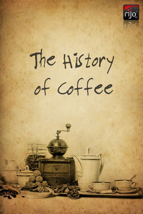 the history of coffee rijo42