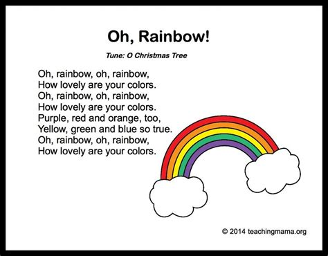 songs about colors 10 preschool songs about colors montessori activities