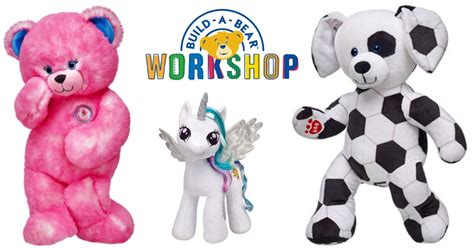 build a bear com buy 1 get 1 40 off make your own furry