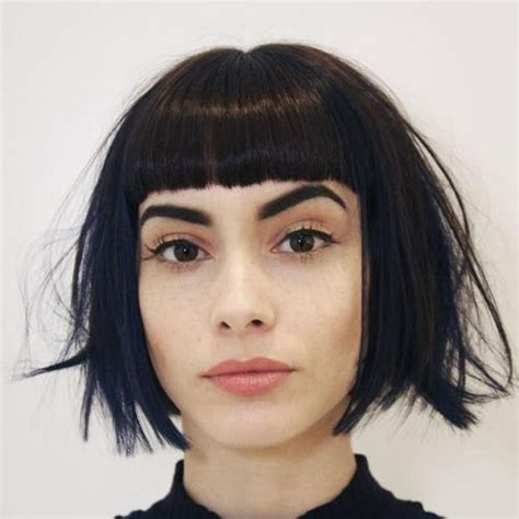 short fringe 1970 hair cuts 25 best ideas about short bangs hairstyles on pinterest