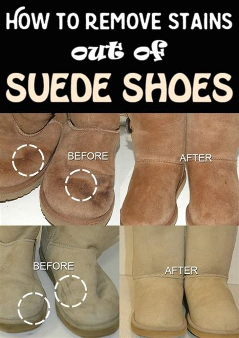 Stains Out Of Suede by How To Remove Stains Out Of Suede Shoes