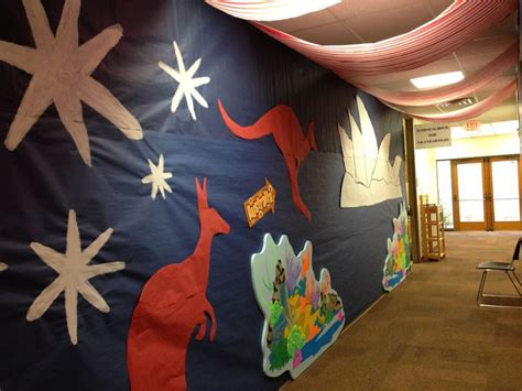 australia decorations 1000 images about vacation bible school australia on