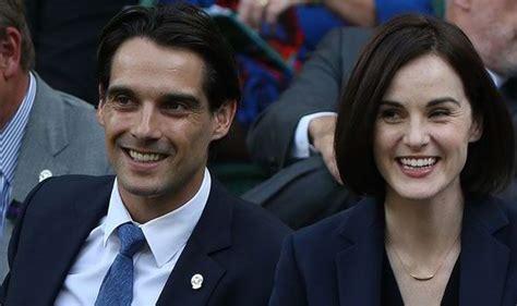 Pippa Middleton Husband by Downton Abbey S Michelle Dockery Engaged To Boyfriend John