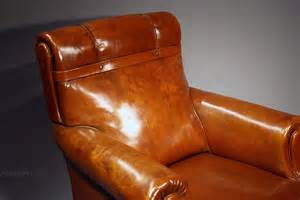 antique leather armchair quality antique leather armchair antiques atlas