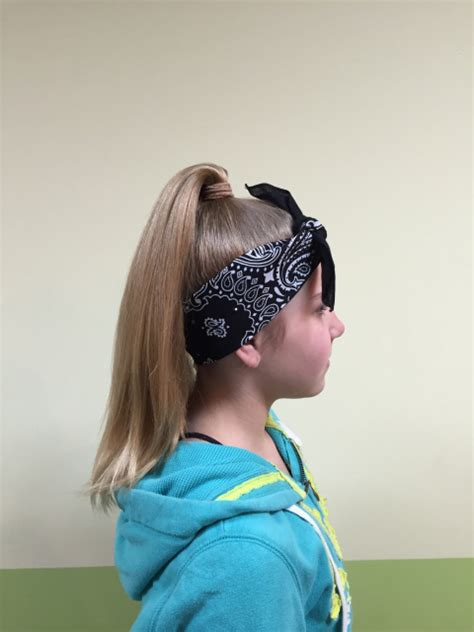hip hop dancer hair styles competitive dance