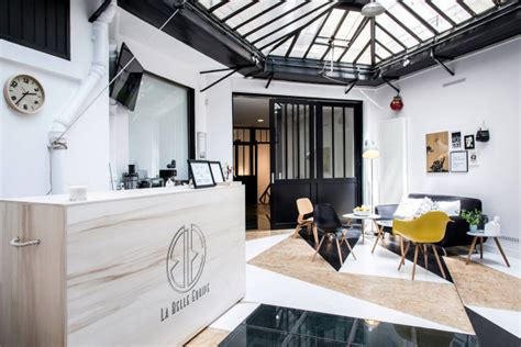 La Bele Design une salle de boxe design