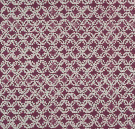Nusa Pattern nusa indigo fabric batik studio g