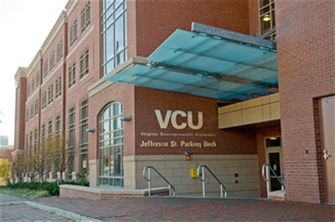 Cary Barnes And Noble Jefferson Street Parking Deck Vcu Maps