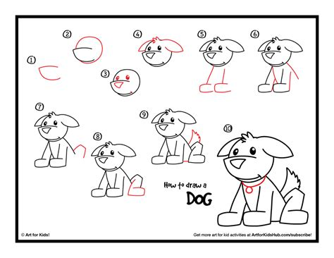 how to draw dogs how to draw a dr