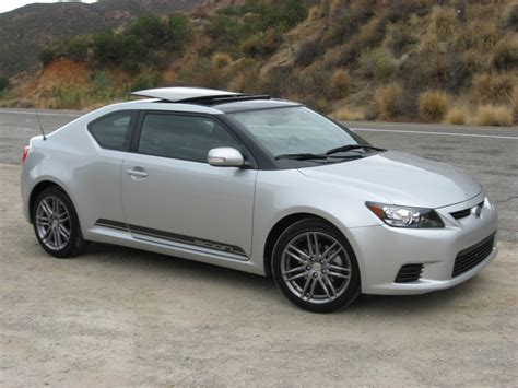 2011 Scion tC: New NHTSA Ratings Confirm It's A Safety All