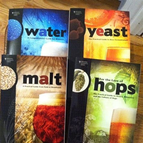 malting at home books the best technical books about home brewing quora